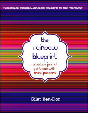The rainbow blueprint gilat ben dor buy book for a limited time get your signed copy of the rainbow blueprint when purchased here malvernweather Choice Image